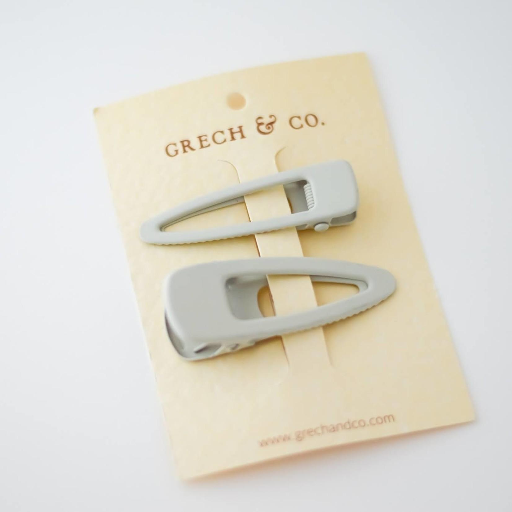 Grech & Co Grech & Co   Matte Clips - Set van 2