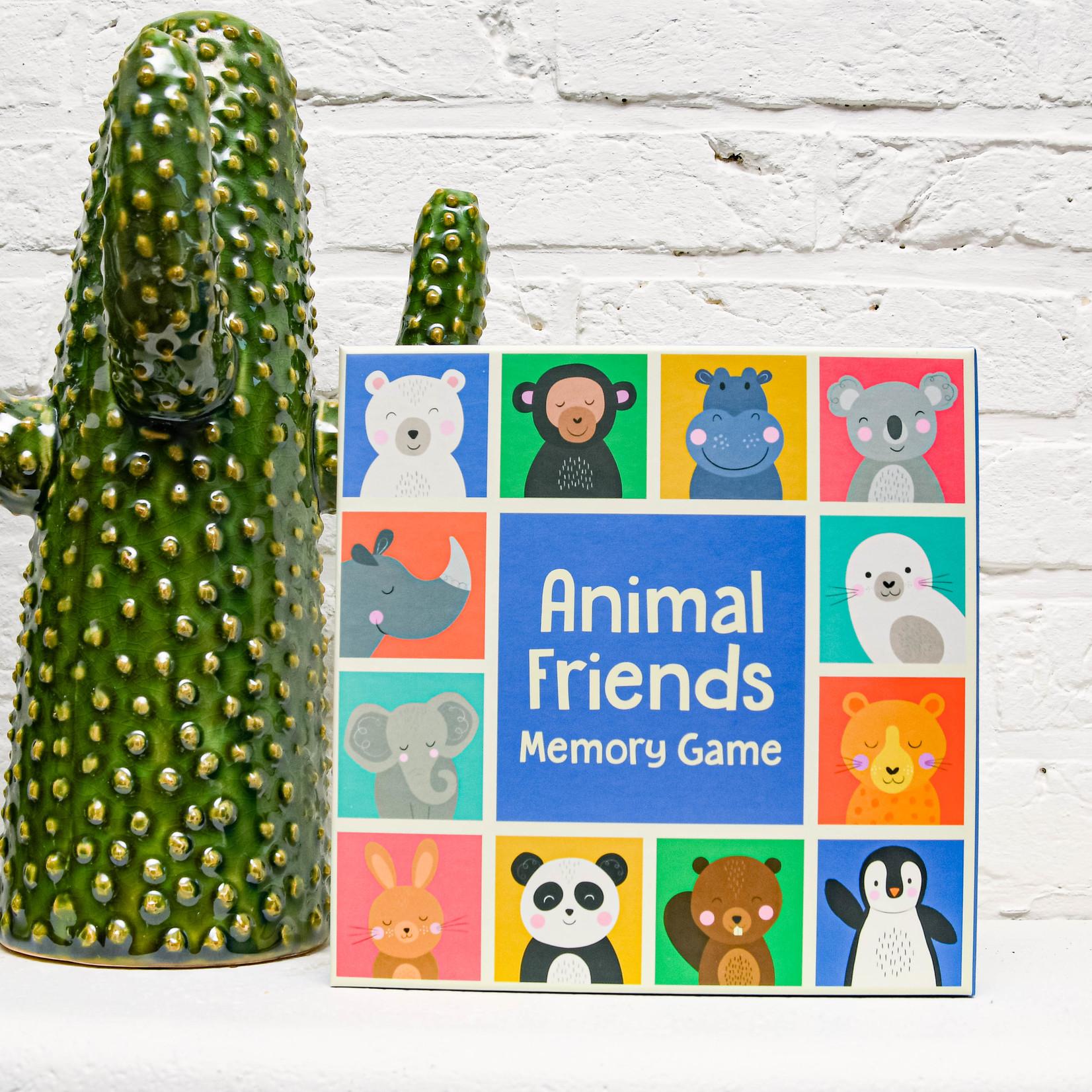 Rex London Rex London | Geheugenspel - Animal Friends