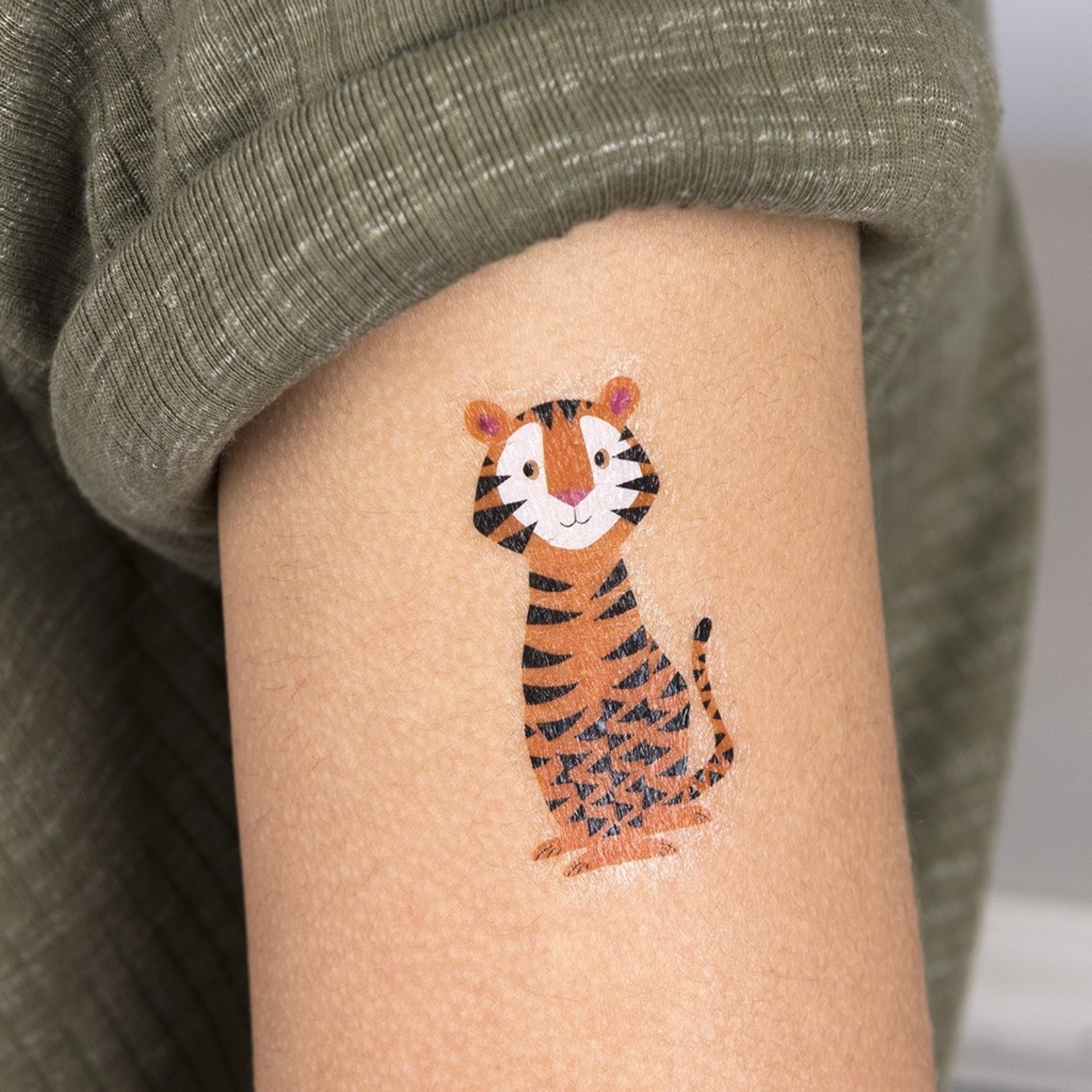 Rex London Rex London   Tattoo - Colourful Creatures  (2 vellen)