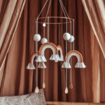Cotton Design UITVERKOCHT | Rainbow Mobile