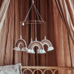 Cotton Design UITVERKOCHT | Rainbow Mobile Marrakech