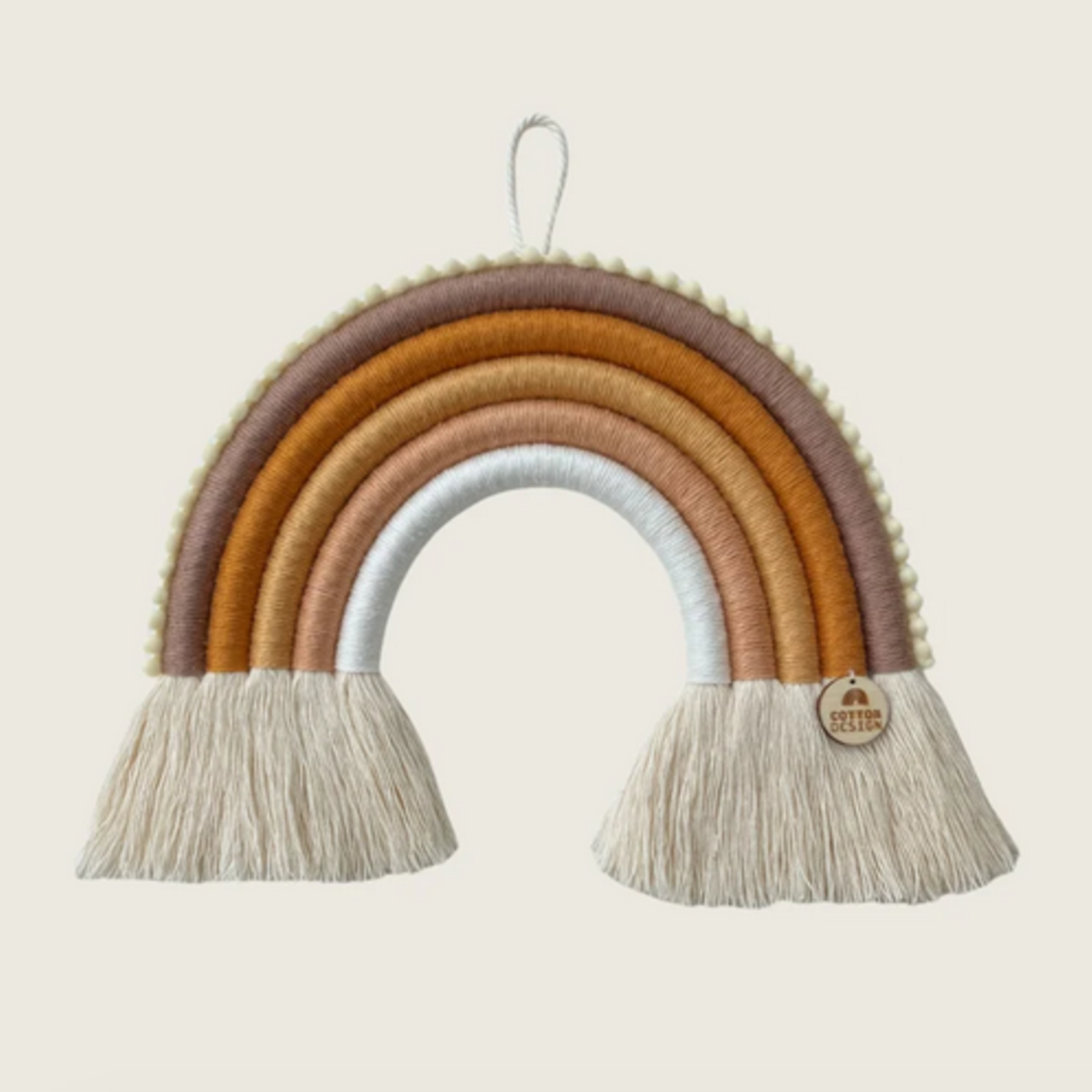Cotton Design Cotton Design   Big Chunky Rainbow Marrakech