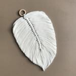 Cotton Design Feather natural