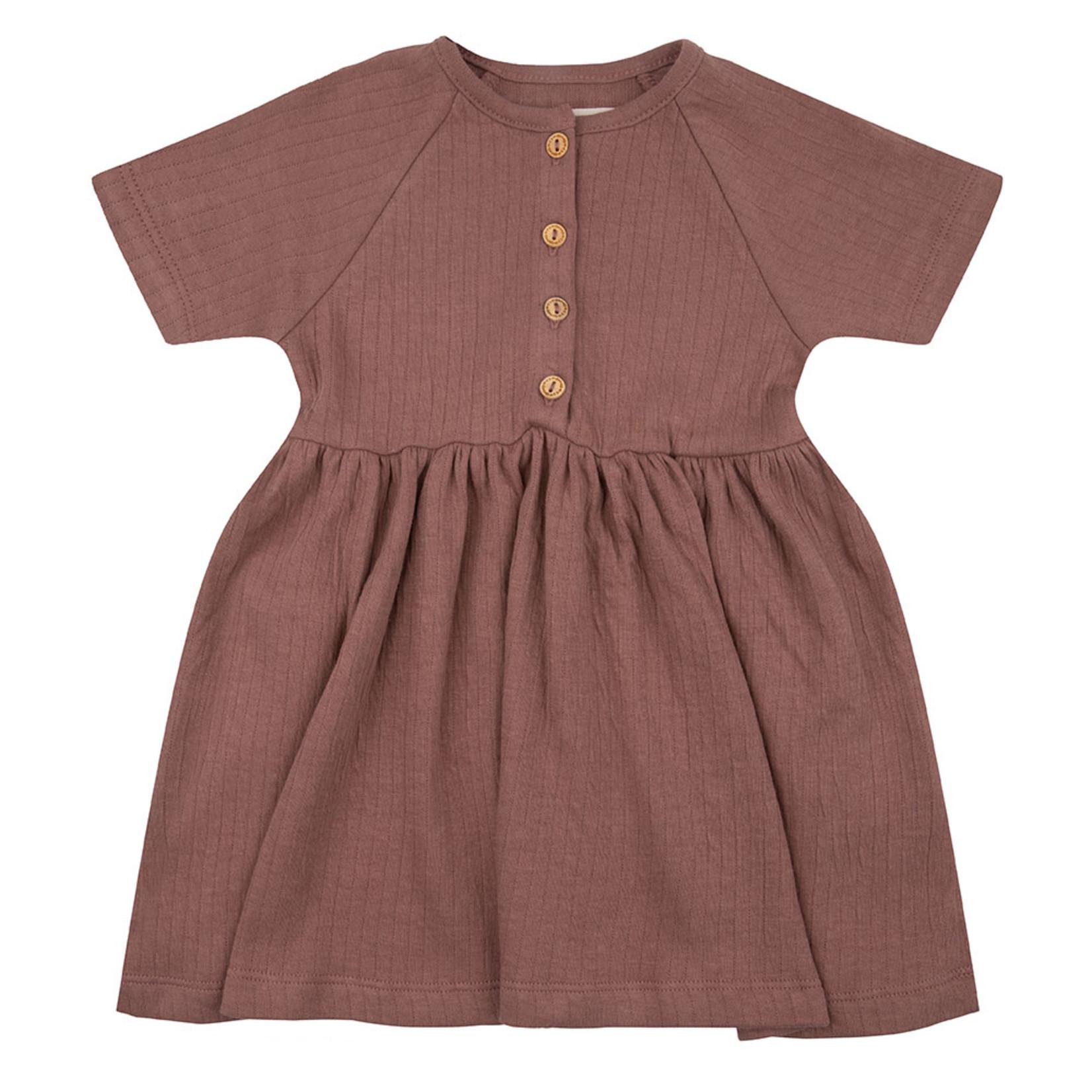 Little Indians Little Indians   Dress - Burlwood