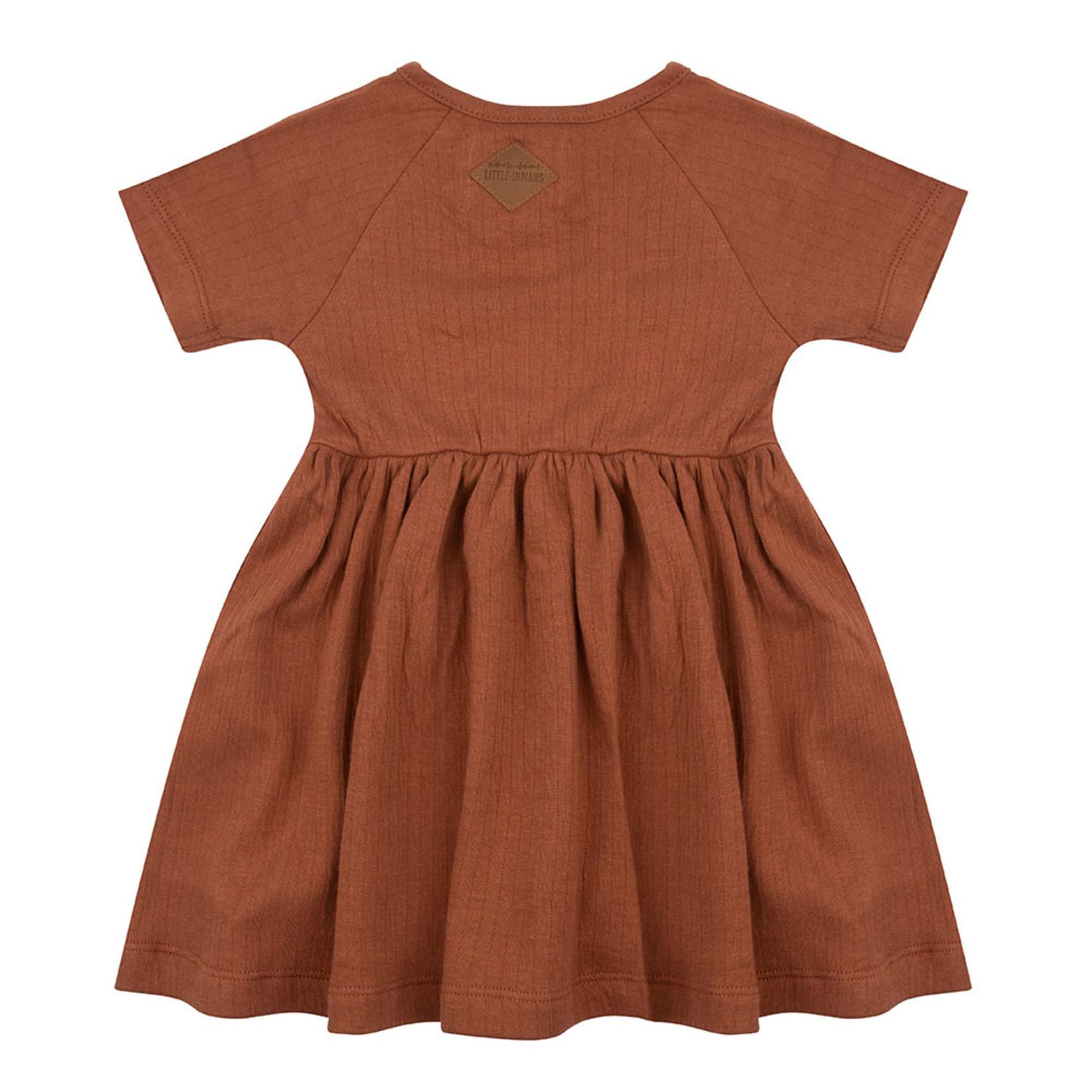 Little Indians Little Indians   Dress - Amber Brown