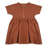 Little Indians Dress - Amber Brown