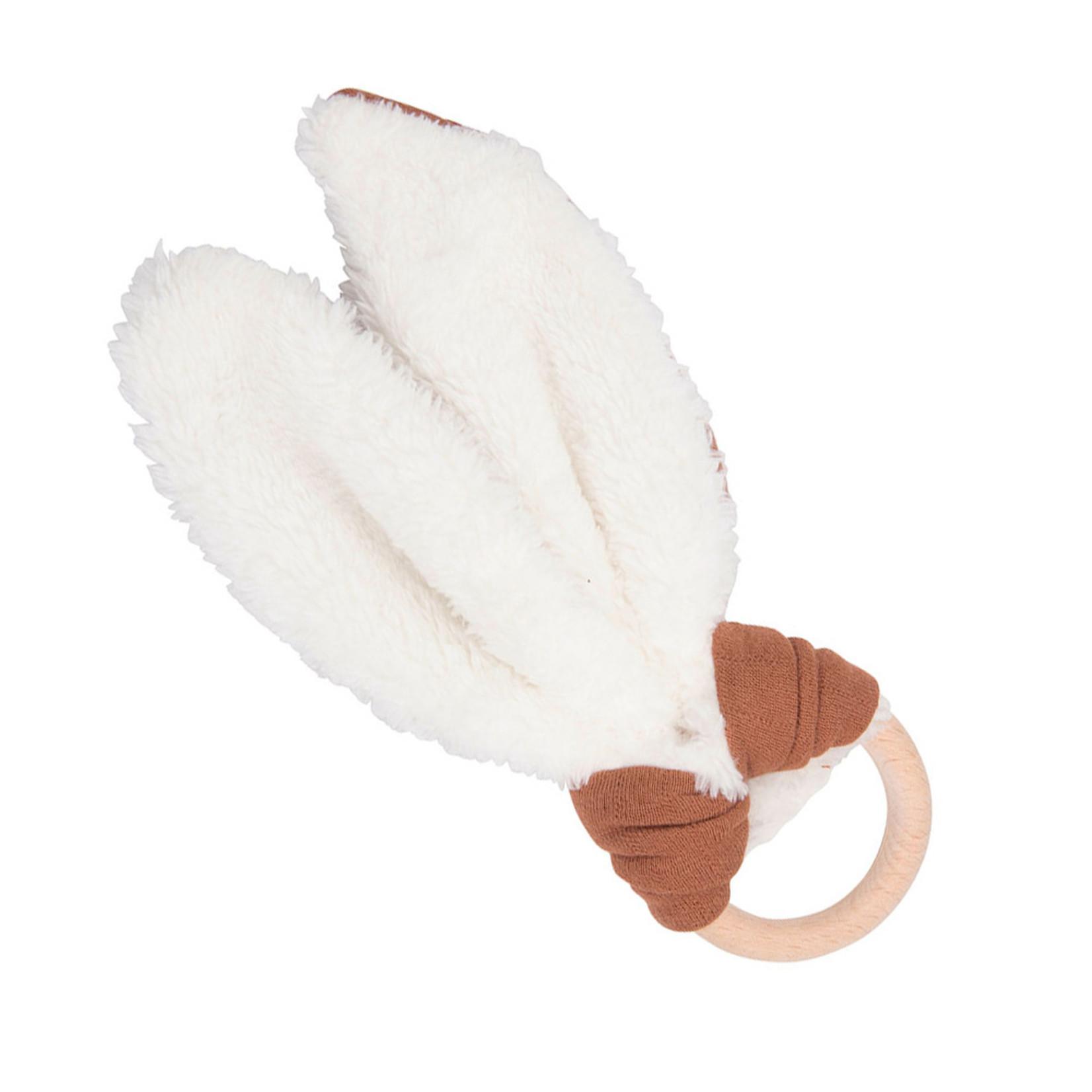 Little Indians Little Indians | Bijtring Bunny - Amber Brown