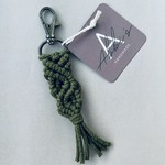 Abbi's Handmade Keychain Jules - Avocado