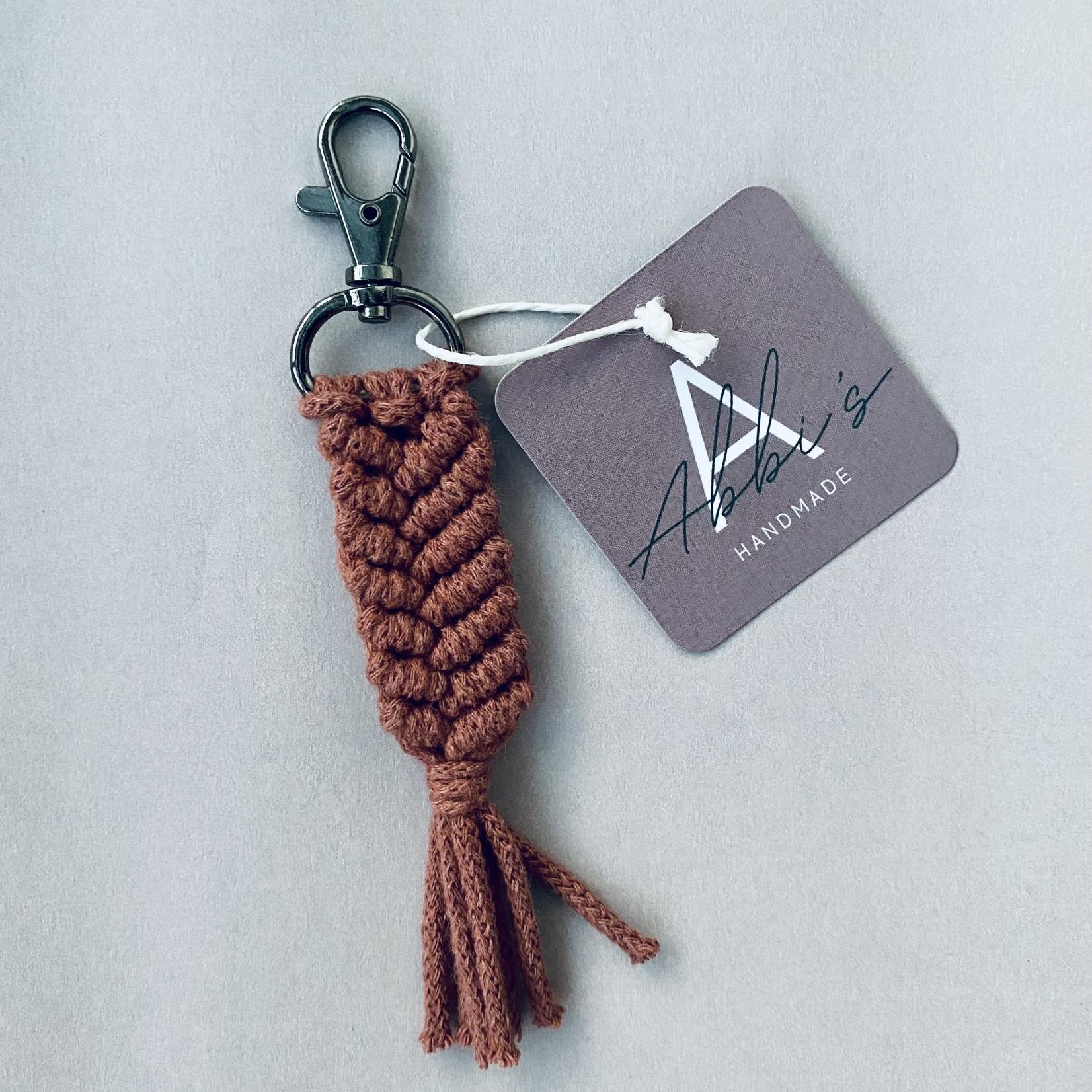 Abbi's Handmade Abbi's Handmade   Keychain Liam - Sunset
