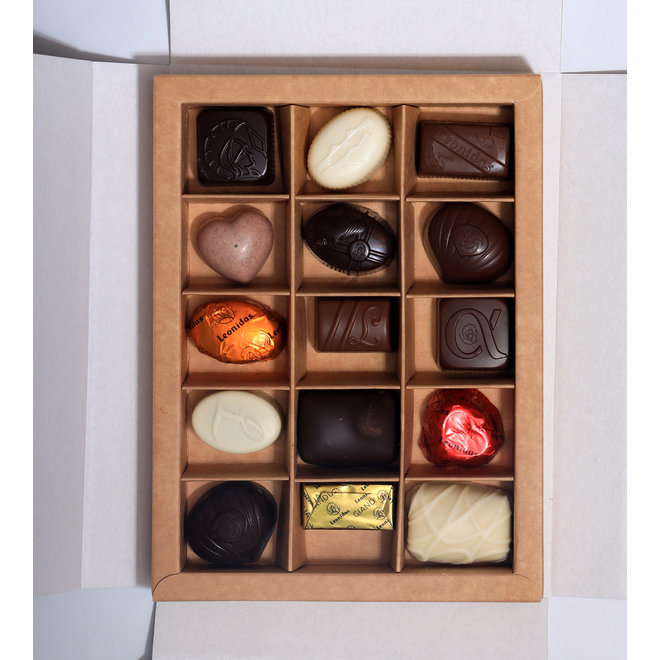 Brievenbusdoos 15 bonbons