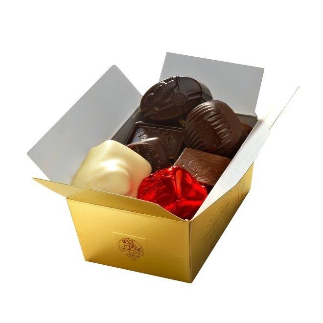Klein doosje 8 bonbons