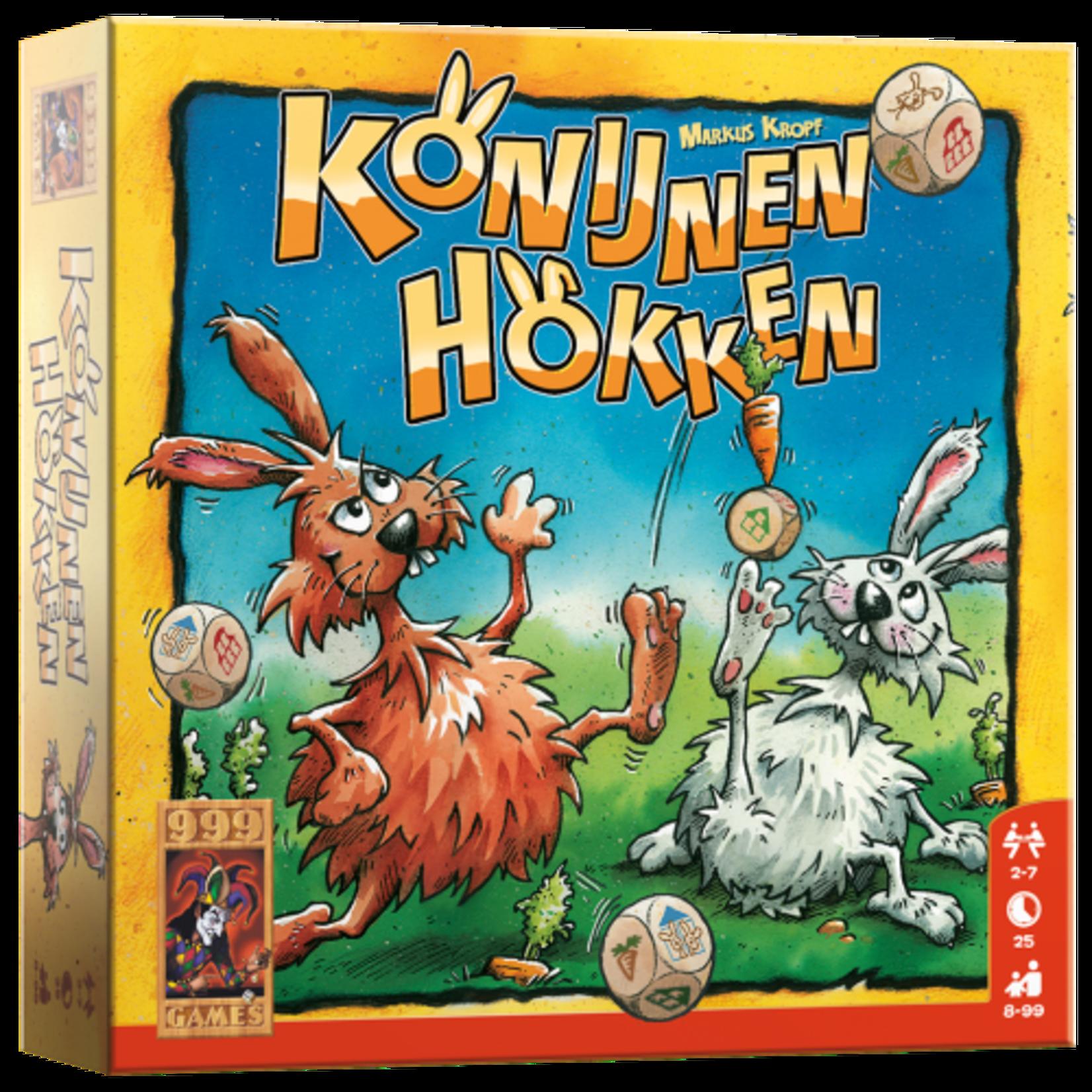 999 Games Konijnenhokken