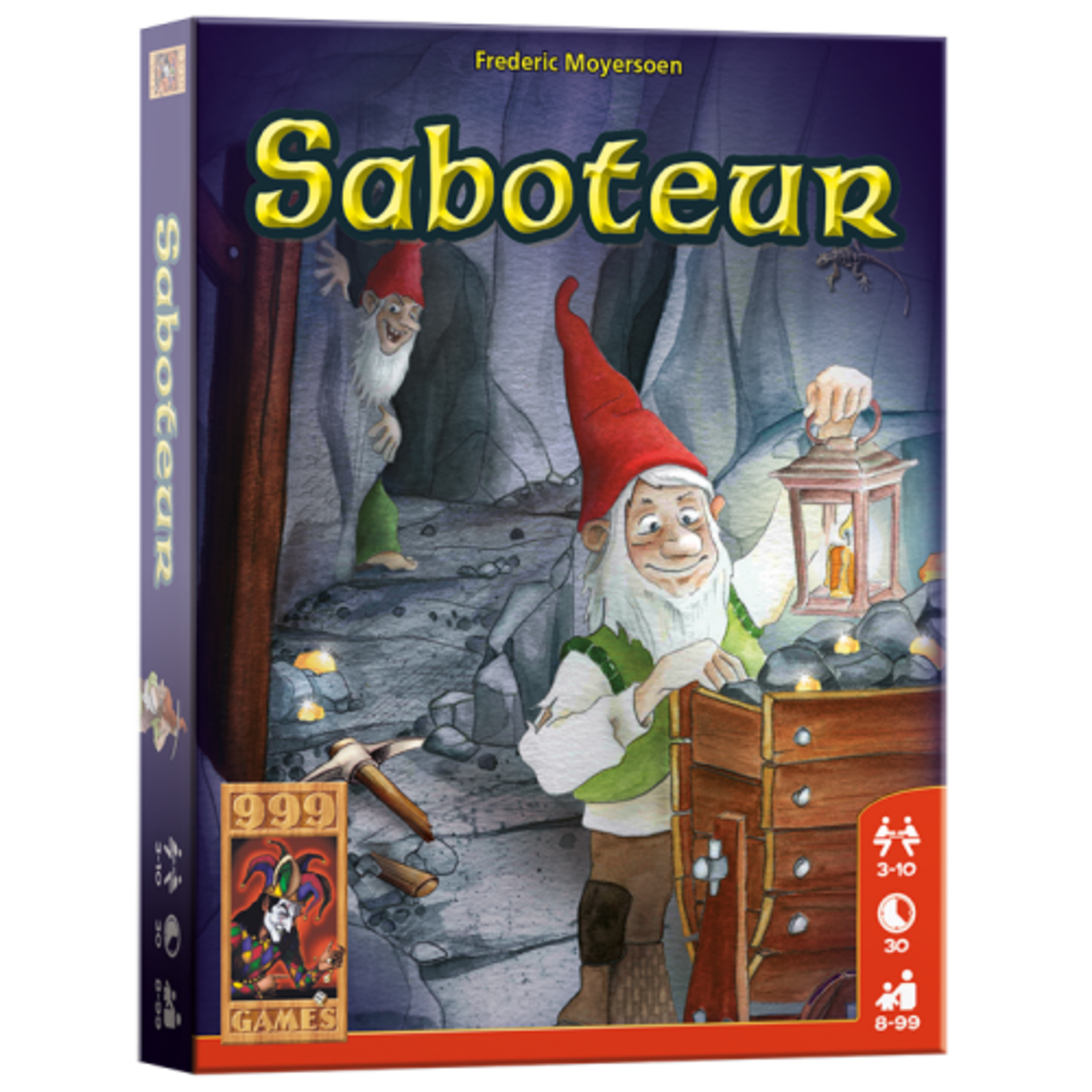 999 Games Saboteur Basisspel