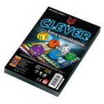 999 Games Scoreblokken Clever twee stuks