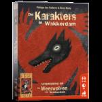 999 Games De Weerwolven van Wakkerdam: Karakters