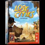 999 Games Lost Cities: Het Kaartspel