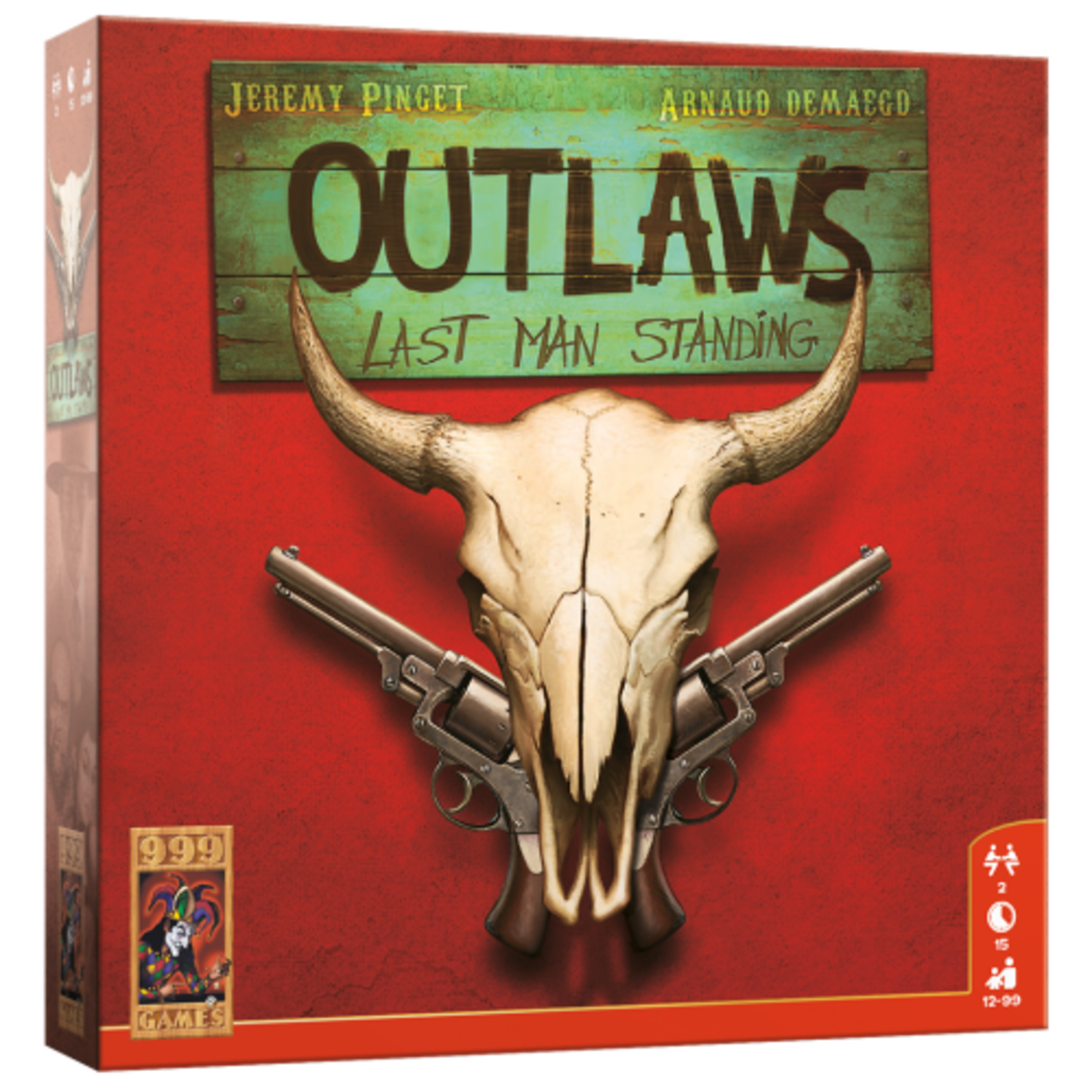 999 Games Outlaws