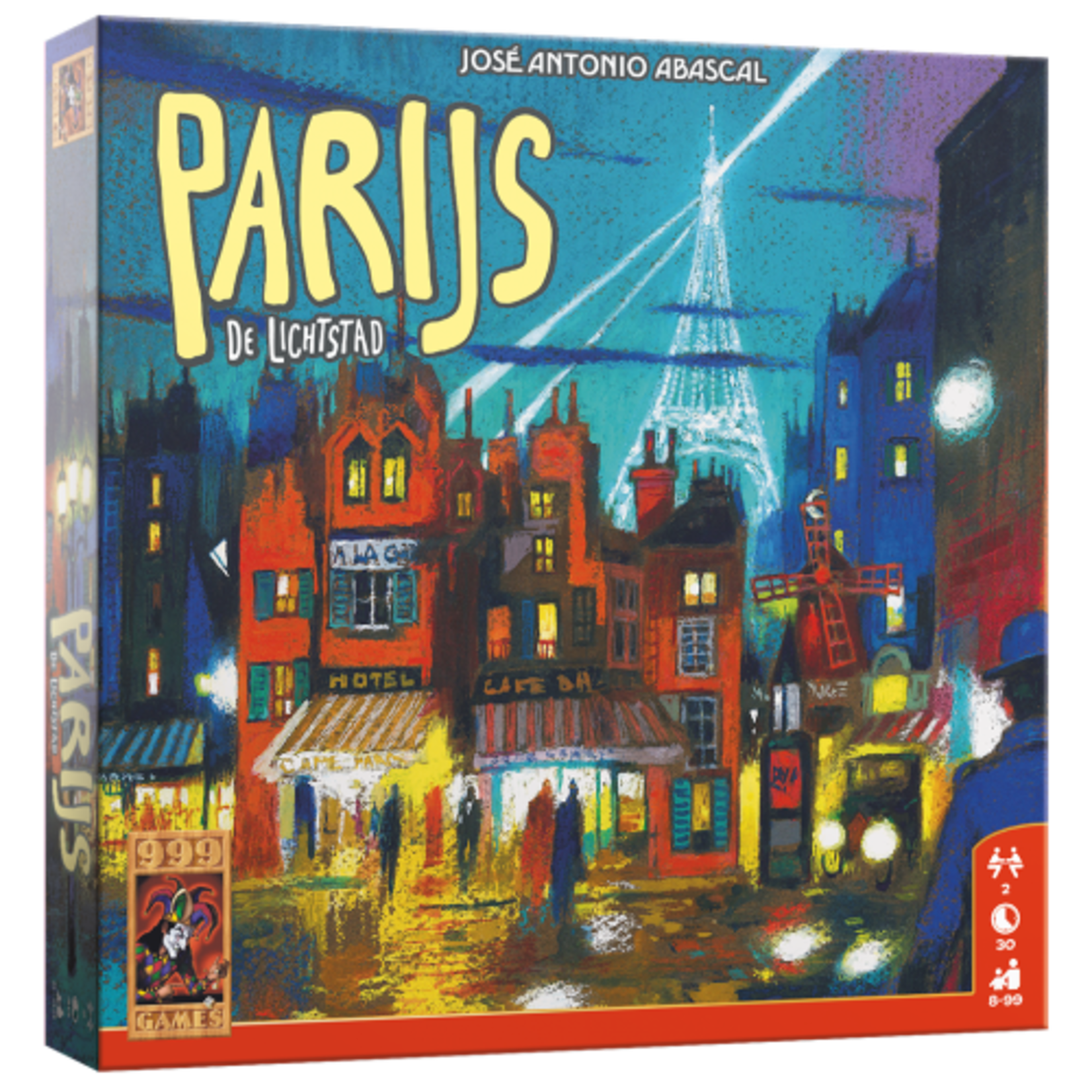 999 Games Parijs