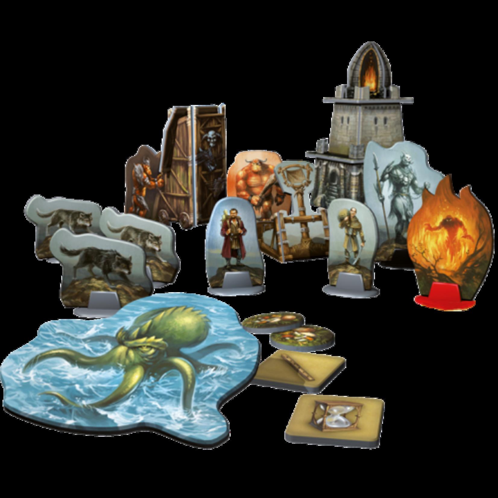 999 Games De Legenden van Andor: Het Sterrenschild