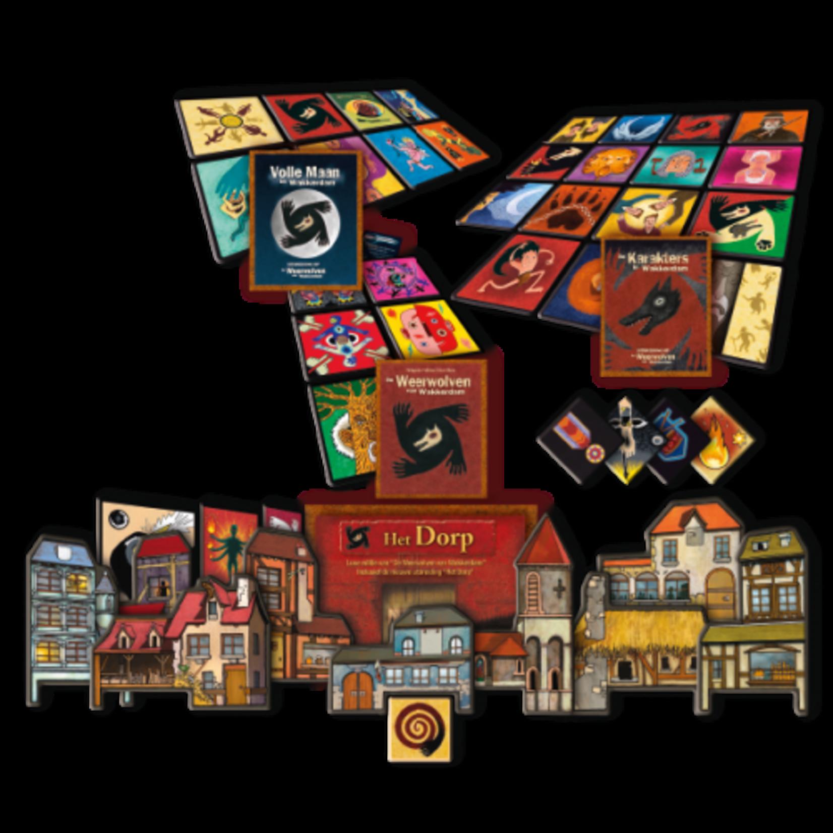999 Games De Weerwolven van Wakkerdam: Het Pact