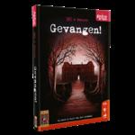 999 Games Adventure by Book: Gevangen!