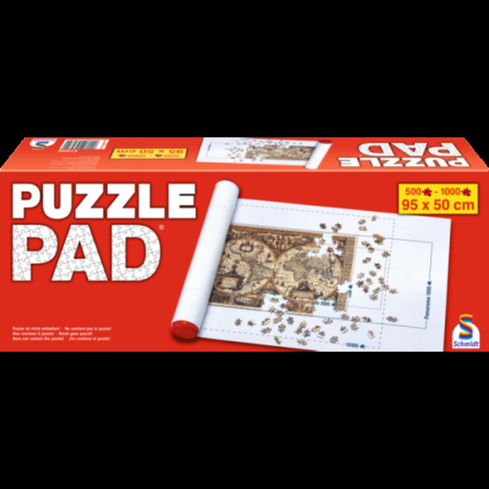 999 Games Puzzelmat, 500 tot 1000 stukjes