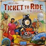 Days of Wonder Ticket to Ride India/Zwitserland