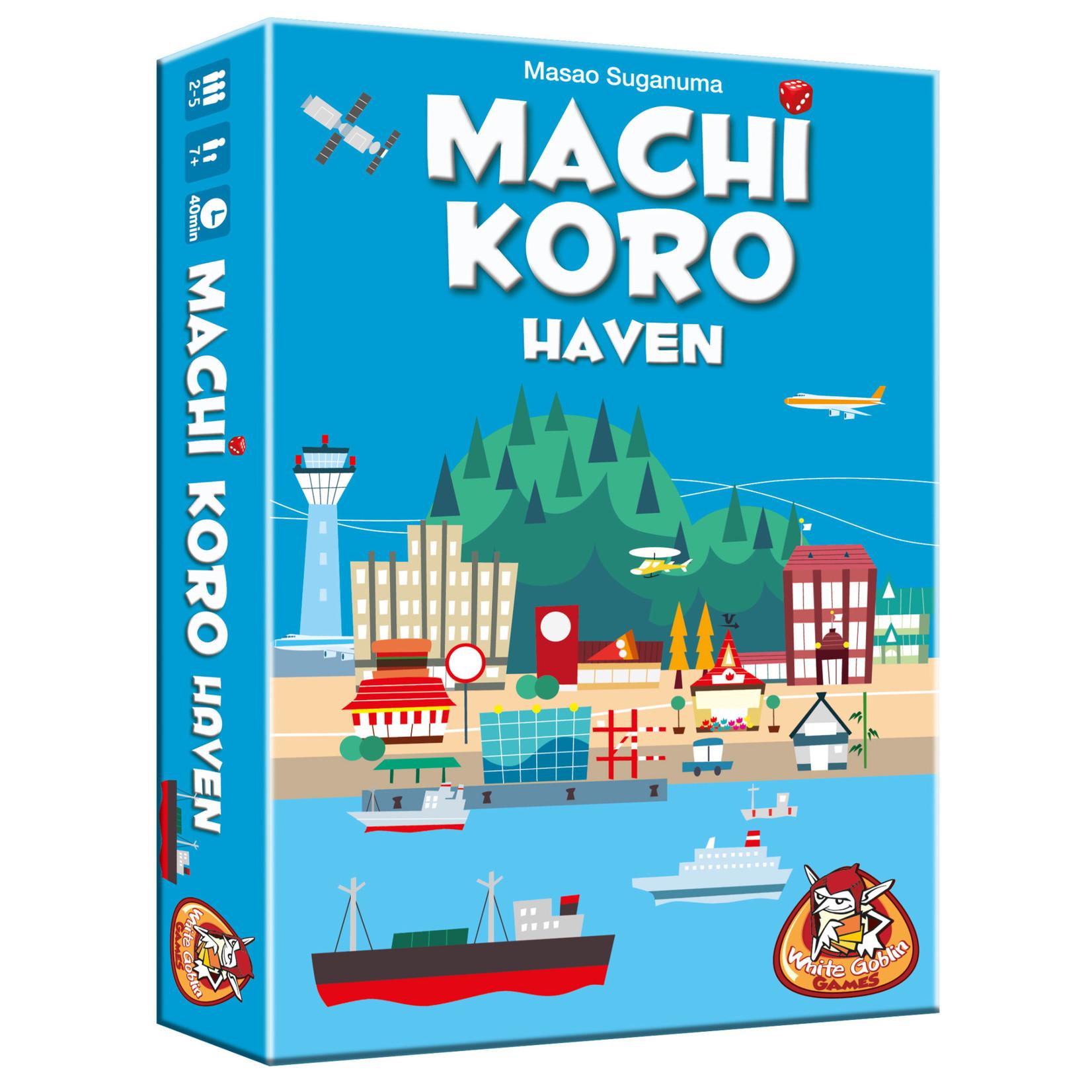 White Goblin Machi Koro: Haven