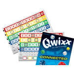 White Goblin Qwixx Connected