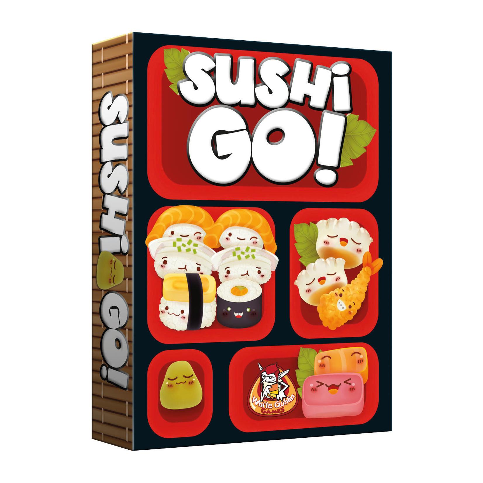 White Goblin Sushi Go!