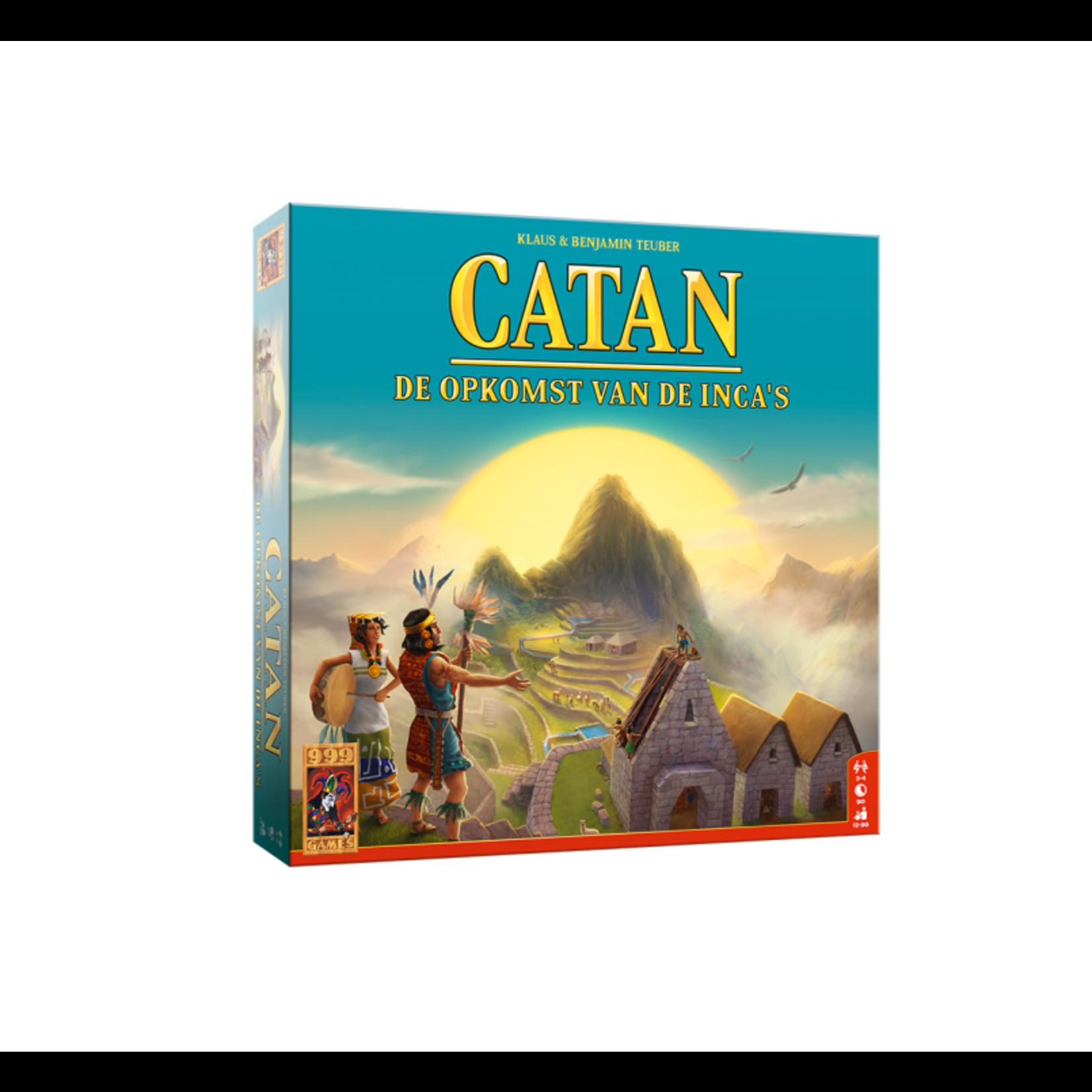 999 Games Catan: De Opkomst van de Inca's