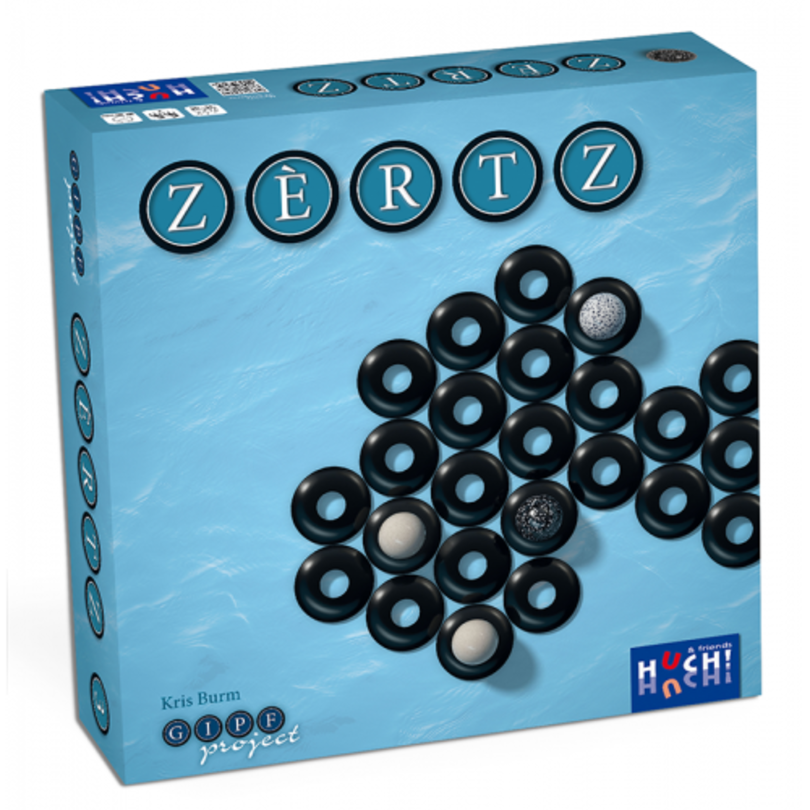 999 Games Zertz