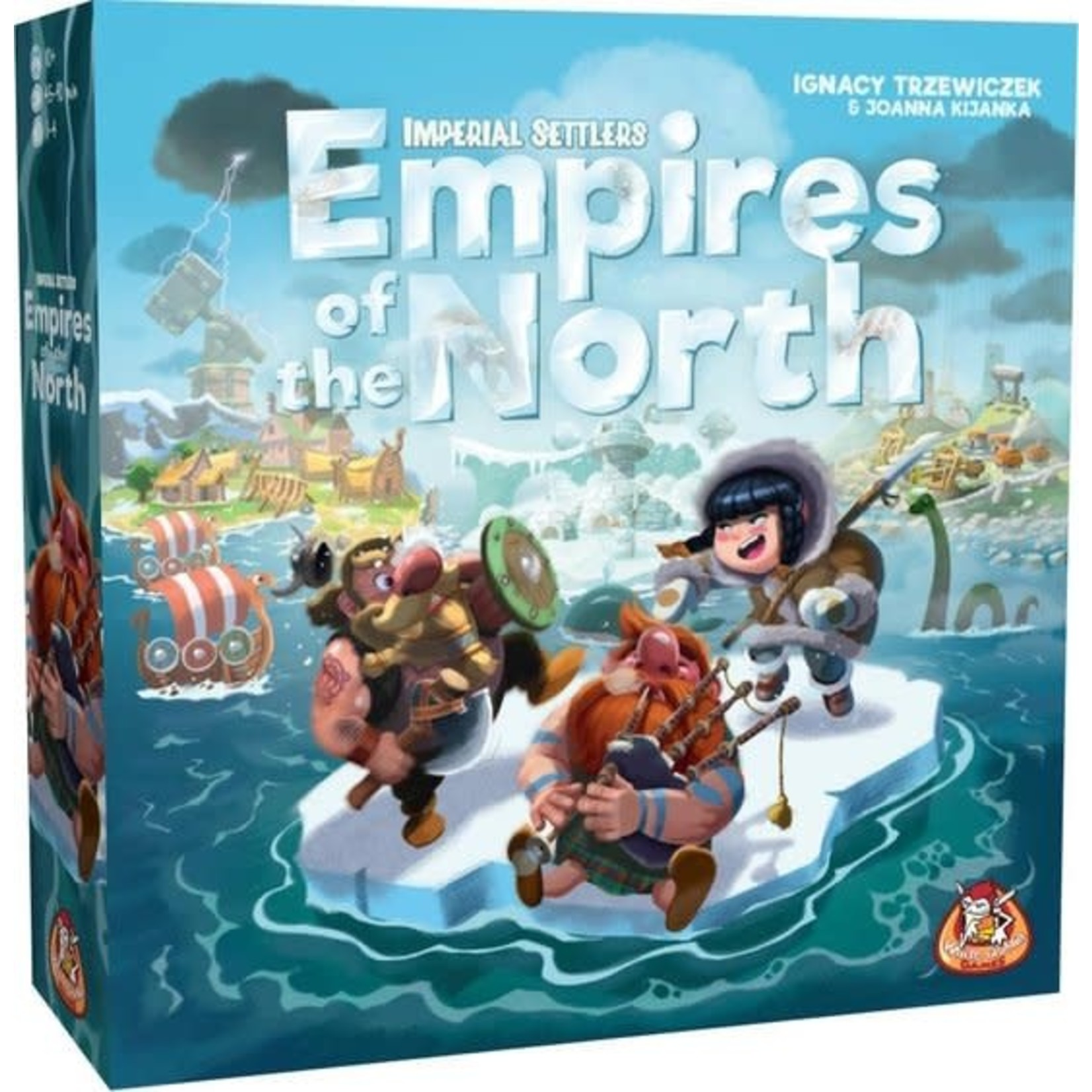 White Goblin Empires of the North