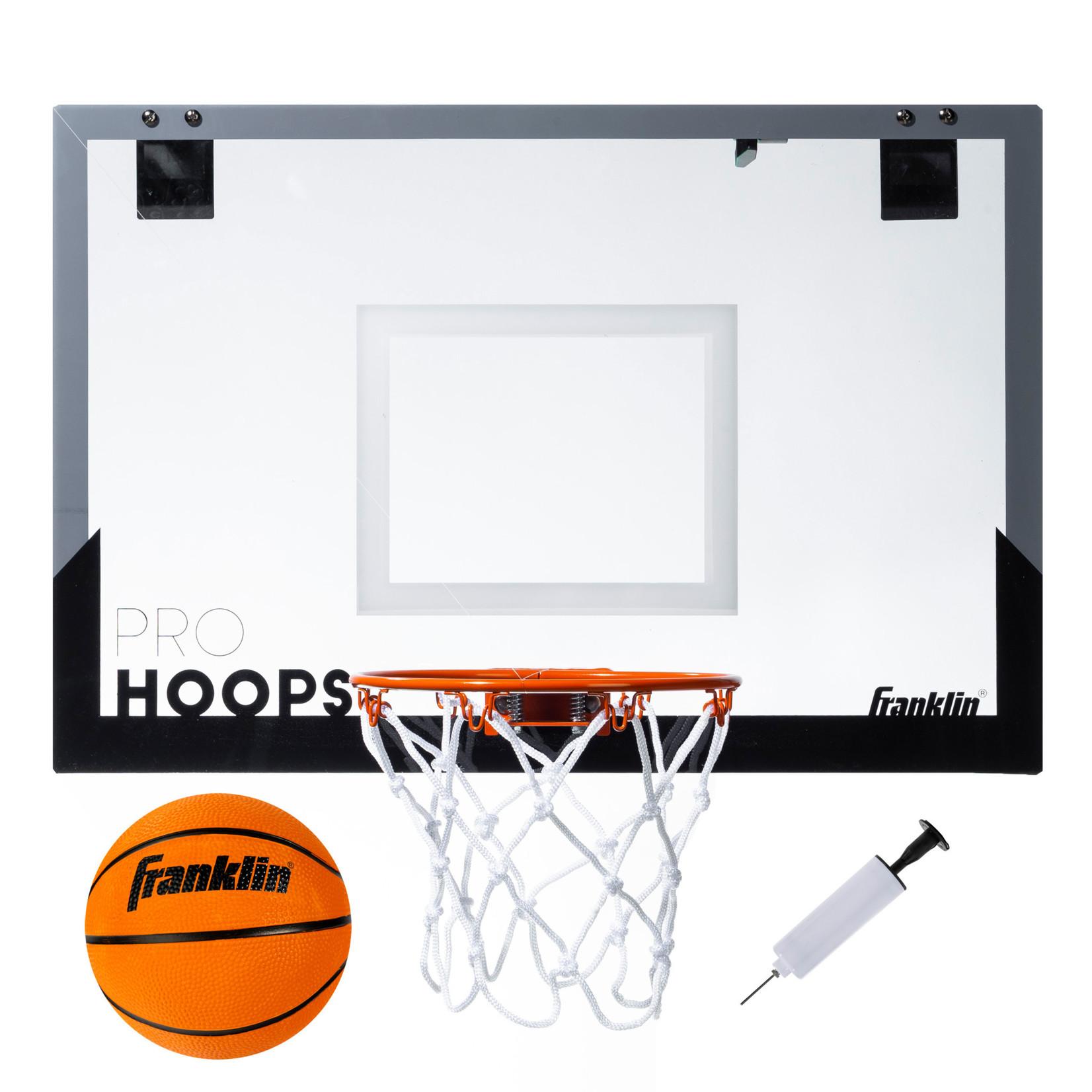 Franklin Franklin Pro Hoops Bk/White XL