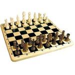 tactic Houten schaakspel