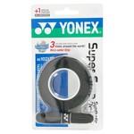 Yonex Yonex Super Grap AC102 (3+1gratis) zwart