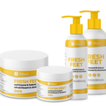 Révvi Fresh Feet 250 ml (pot)