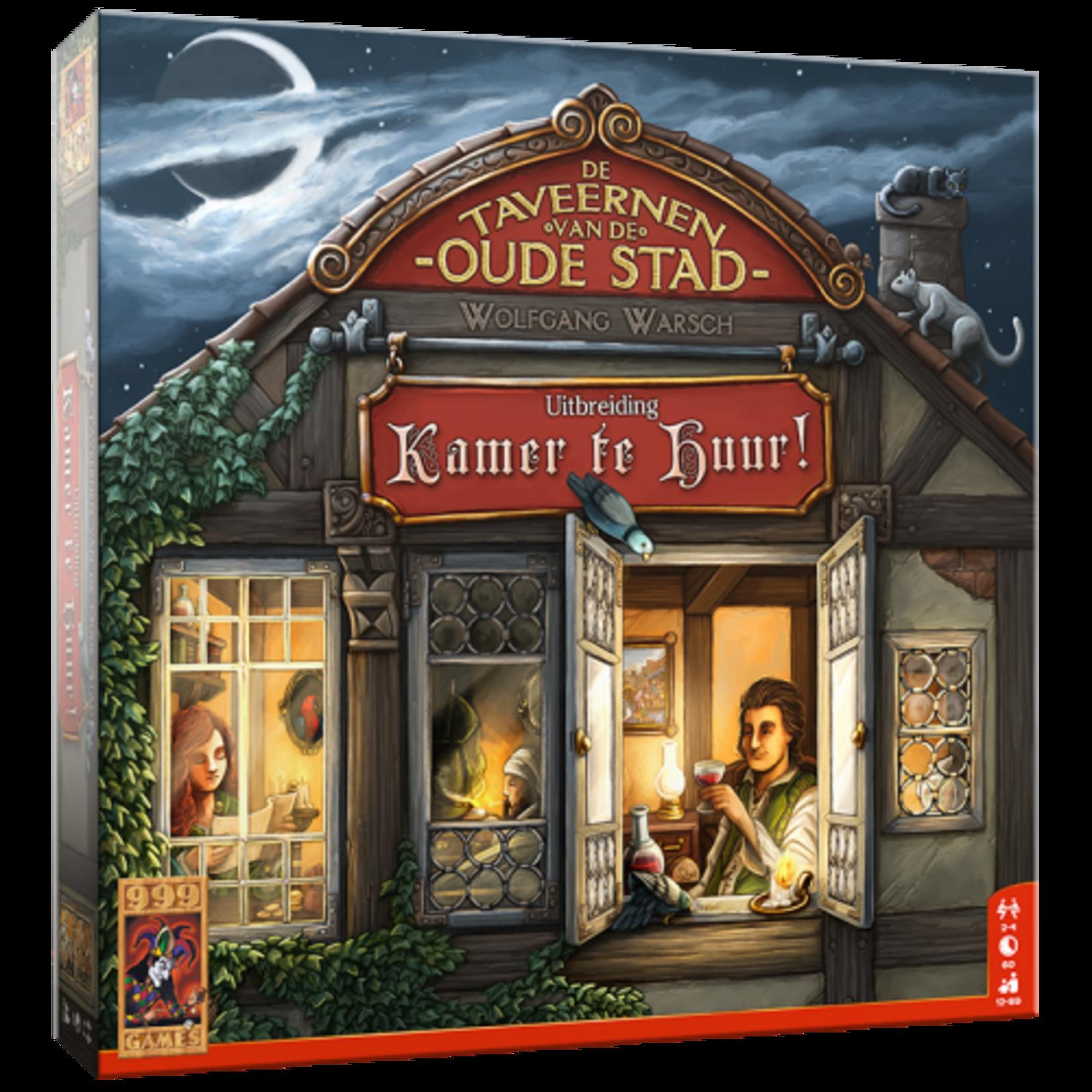 999 Games De Taveernen van de Oude Stad: Kamer te Huur!