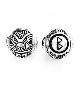 Faerybeads Elder Futhark Rune ᛒ