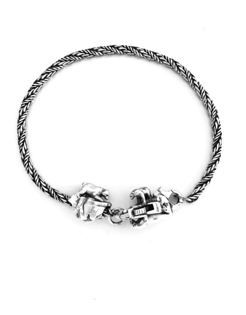 Faerybeads Polar Bear & Sea Lion lock