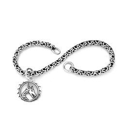 Faerybeads Dragon Tail Logo Bracelet