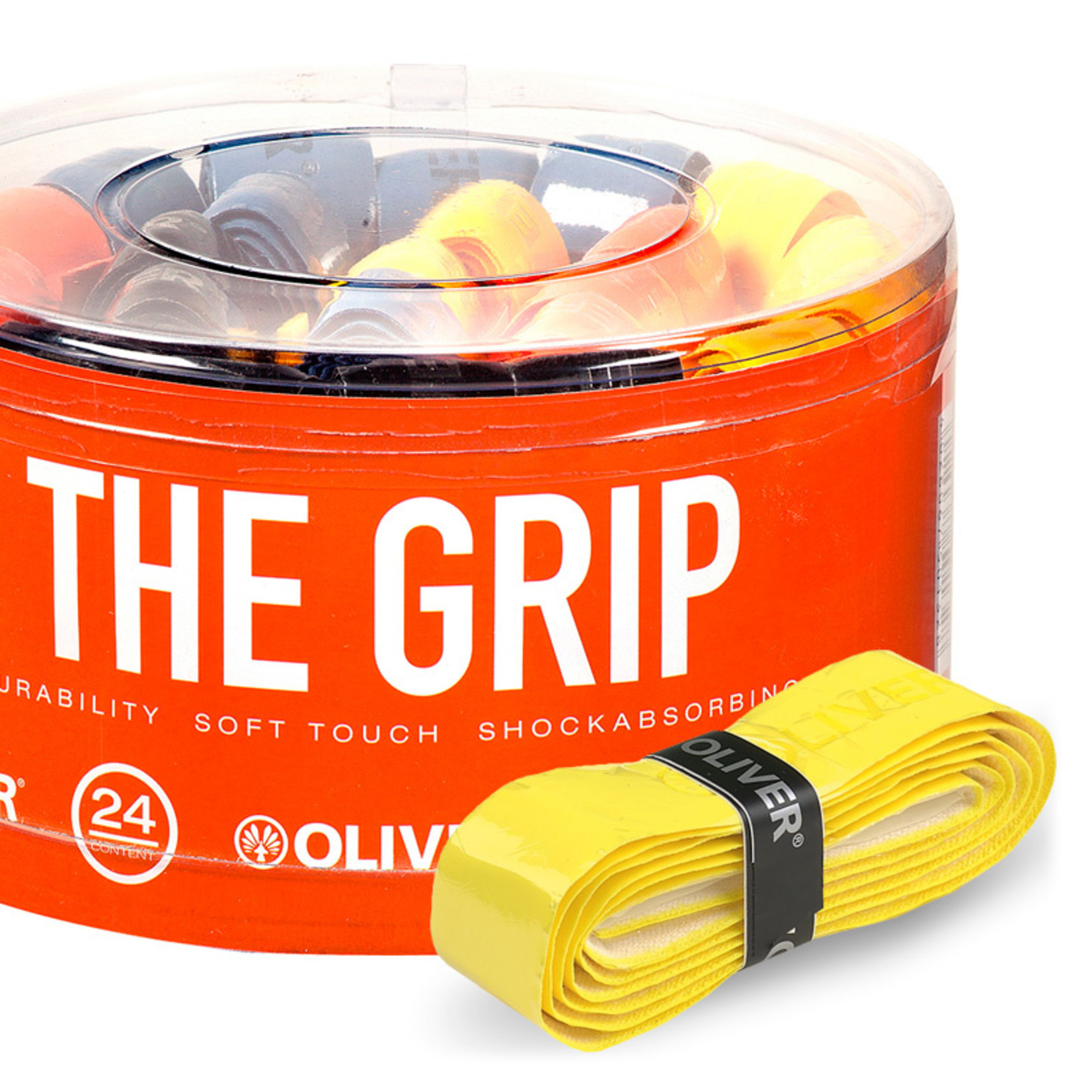 Oliver The Grip can van 24st.