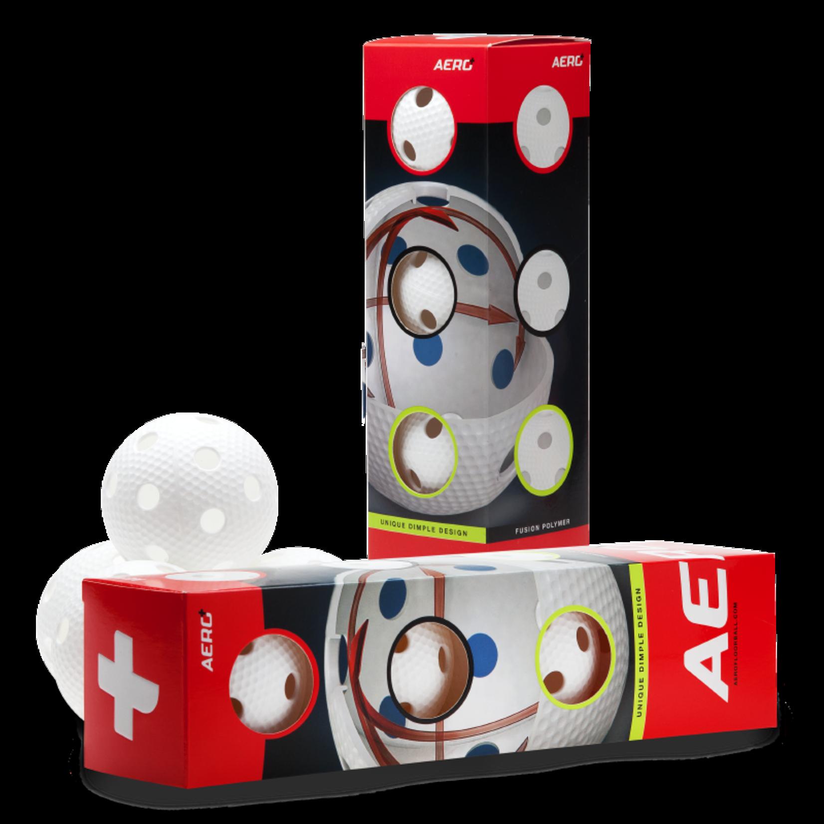 Salming Aero Plus Floorball 4st