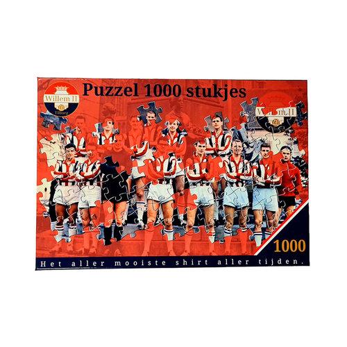 Willem II Puzzel ''Het aller mooiste shirt aller tijden''