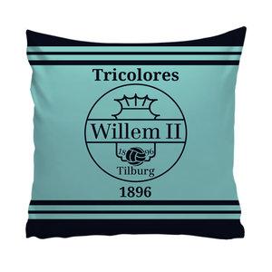 Willem II kussen - Uit 50x50