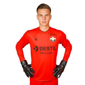 Robey Willem II Keepersshirt Rood - Senior