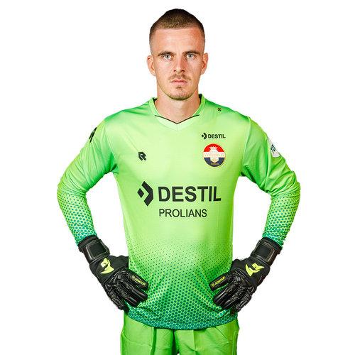 Robey Willem II Keepersshirt Groen - Senior