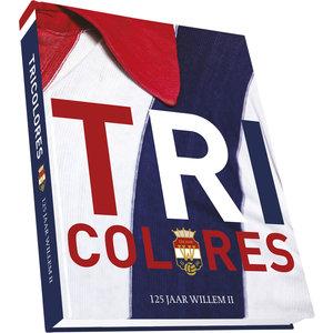 Jubileumboek  'Tricolores, 125 jaar Willem II'