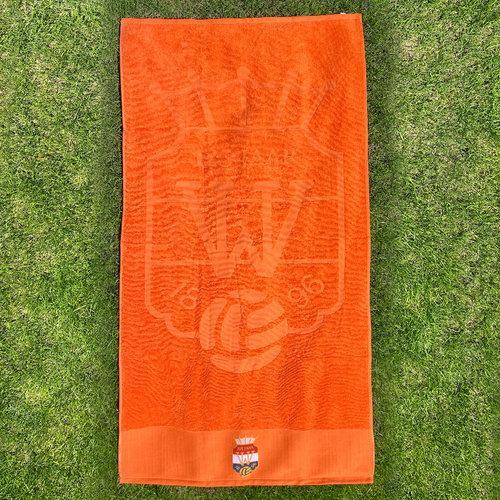 125 jaar Willem II badhanddoek