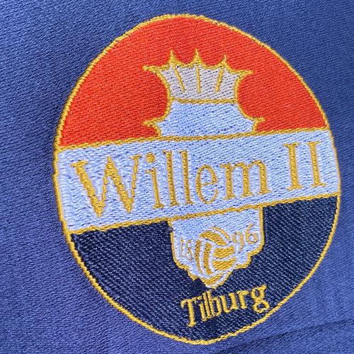 Willem II badhanddoek